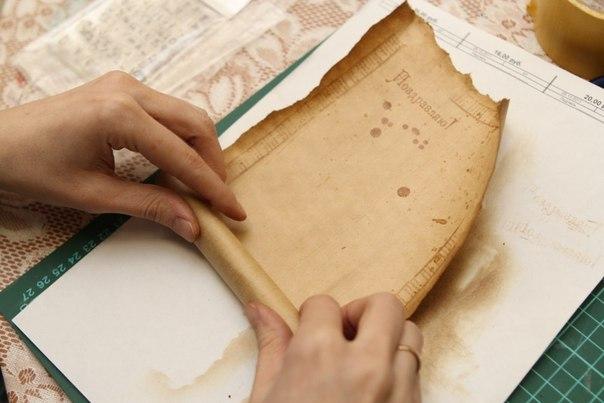 Как сделать свиток из бумаги своими руками