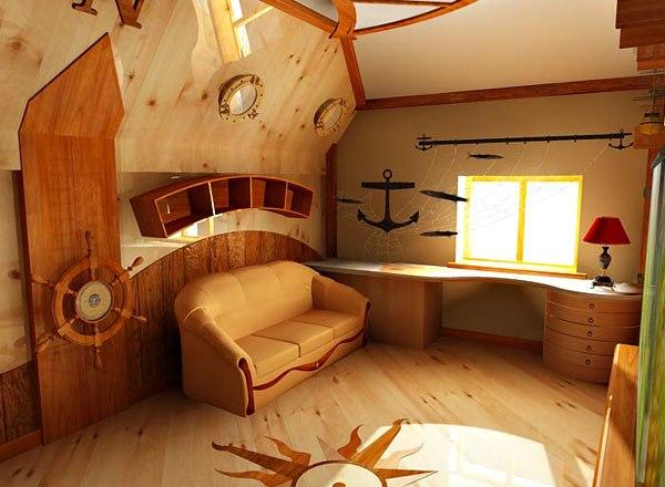 Комната дизайн своими руками